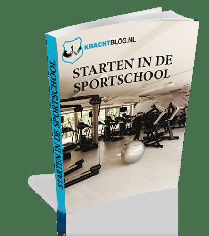 gratis ebook starten in de sportschool