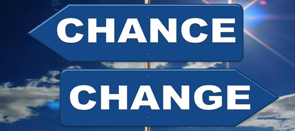 Mensen veranderen pas als het mis is