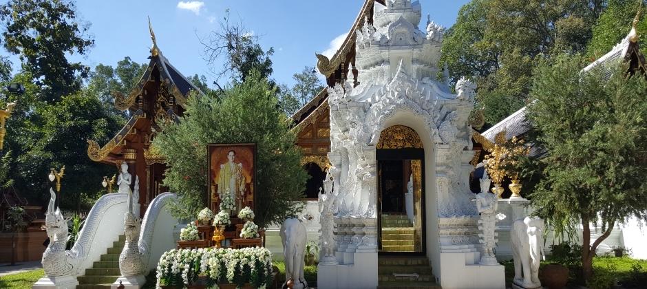 Mediteren in Thailand 3