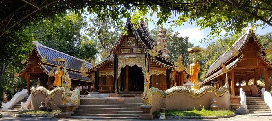 Wat Rampoeng Tempel