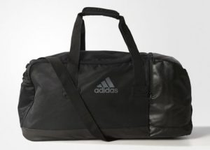 Adidas Sporttas Zwart (middel)