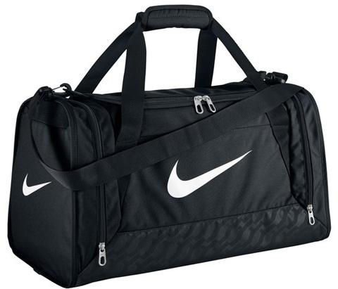 Nike-Brasilia-Sporttas-Zwart-Klein
