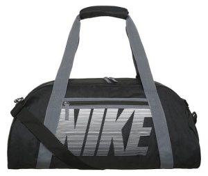 Nike Performance Sporttas Donkergrijs (middel)