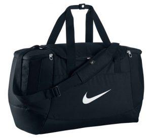 Nike Sporttas Zwart (middel)