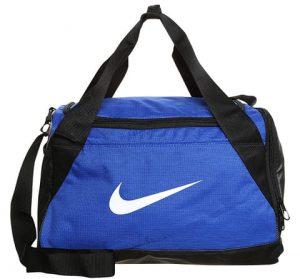 Nike sporttas blauw