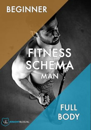Fitness Schema Man Beginner Full Body