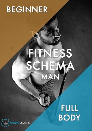 Fitness Schema Man Beginner Full Body