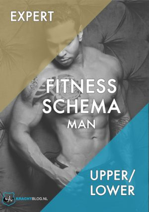 Fitness Schema Man Expert Upper Lower