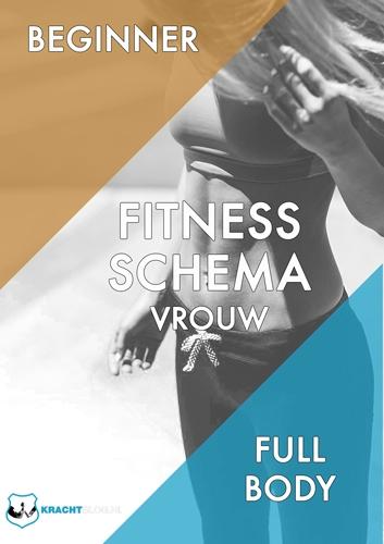 Fitness Schema Vrouw Full Body