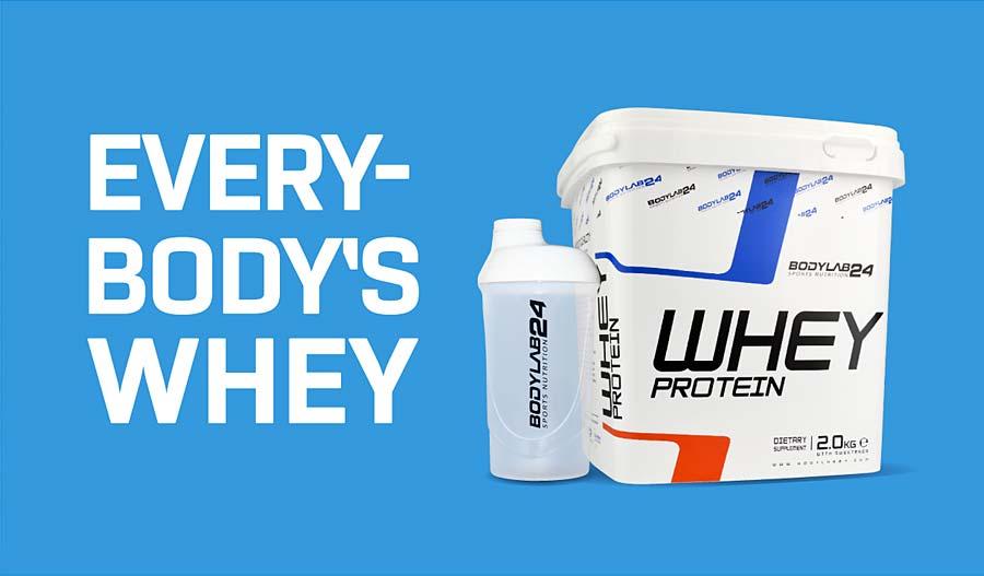 Whey Protein Boylab