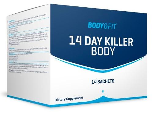 14 day killer body