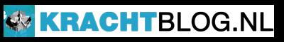 Krachtblog logo zwart