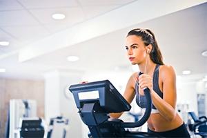 Cardio training ochtend